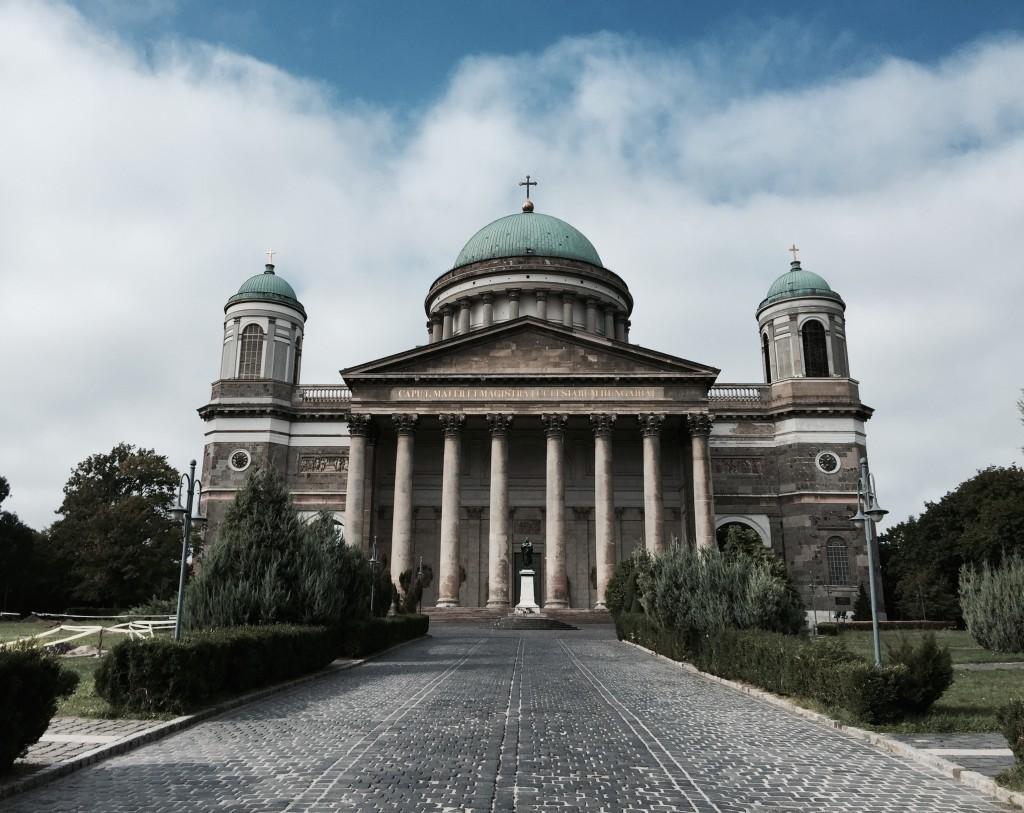 Ostřihomská katedrála