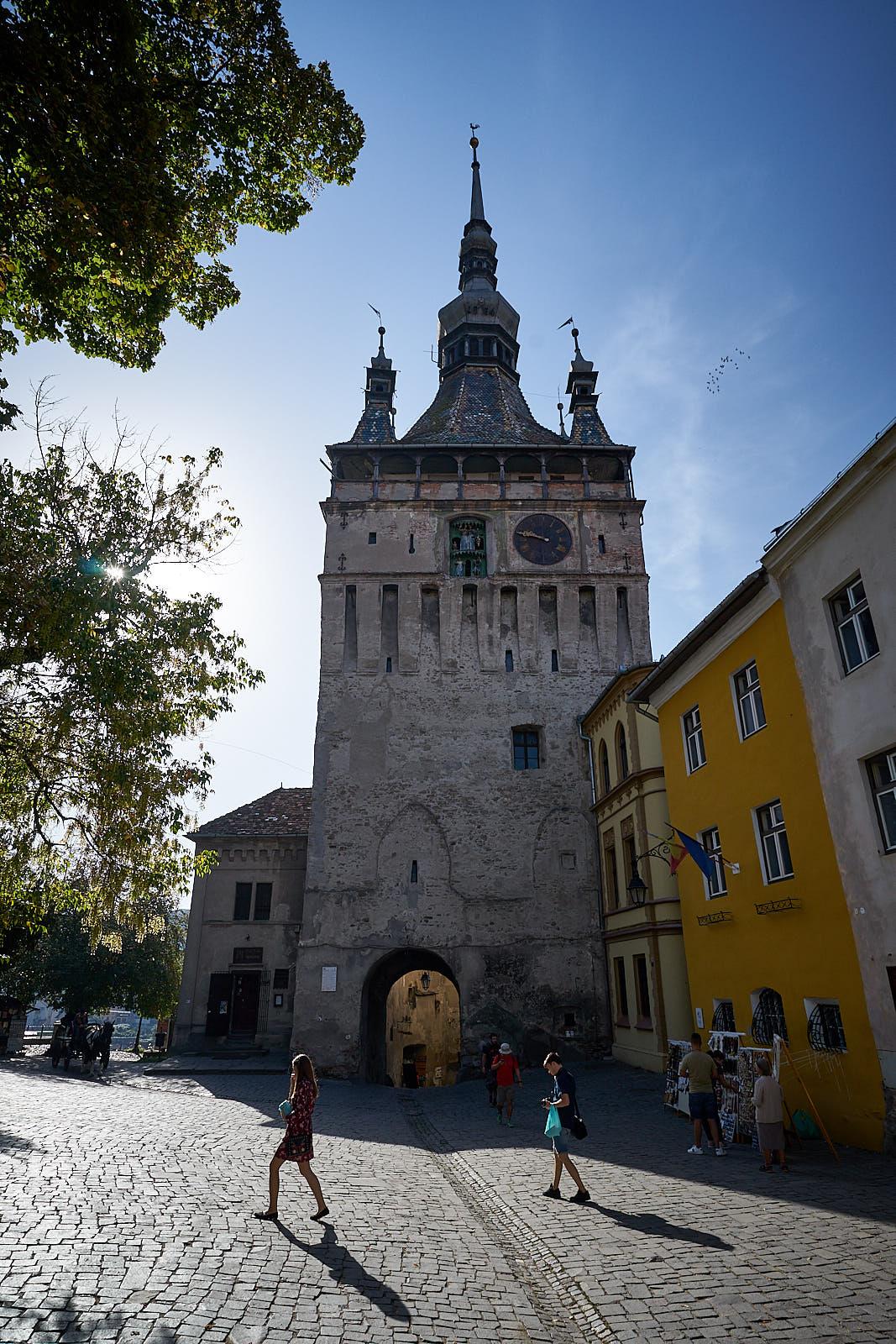 Hodinářská věž