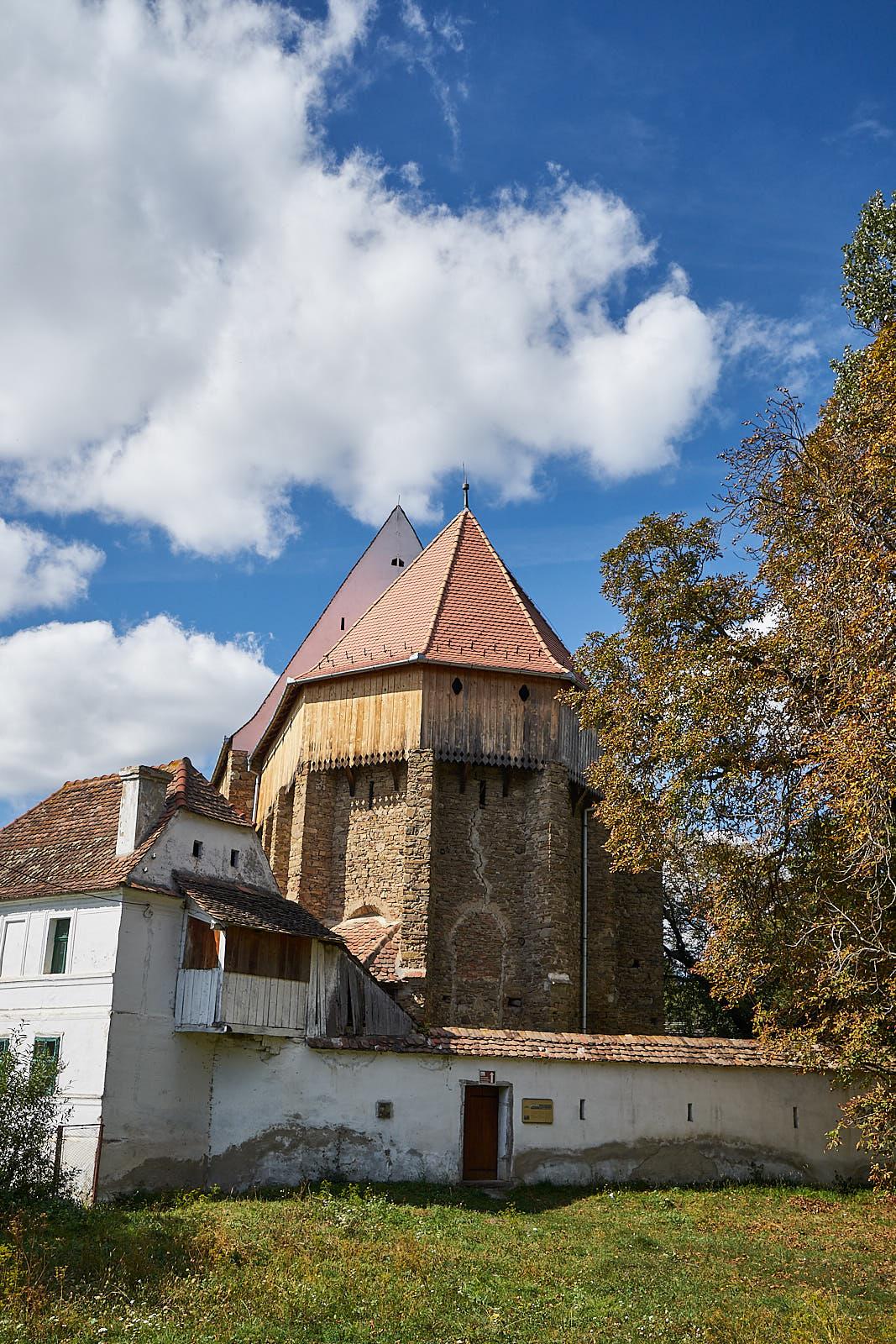 Opevněný kostel