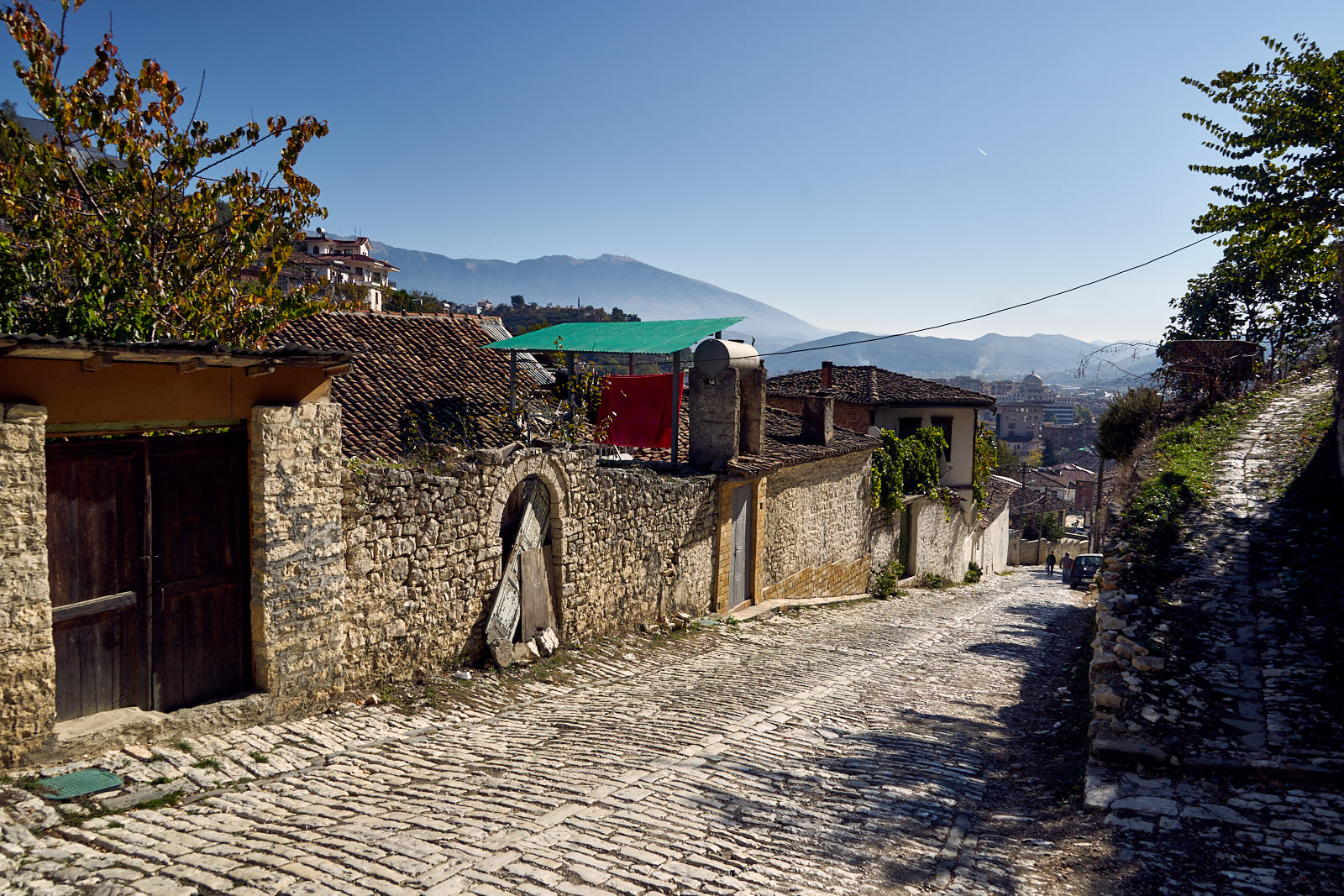Cesta na pevnost